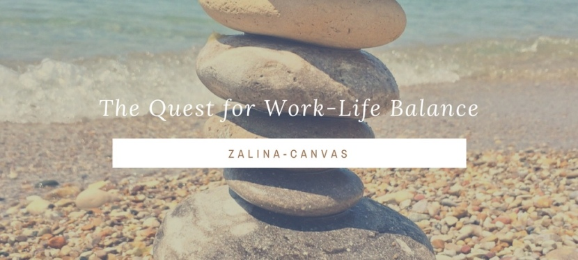 The quest for work-life balance