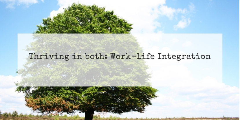 Thriving in Workplace andHome