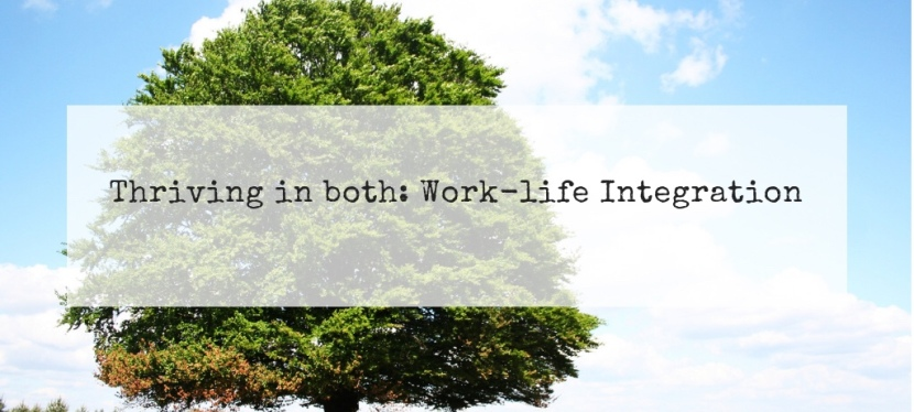 Thriving in Workplace and Home